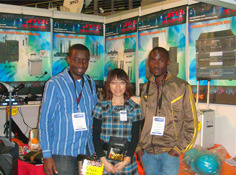 2011年南非展会
