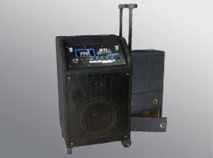便携式多功能无线扩音机
