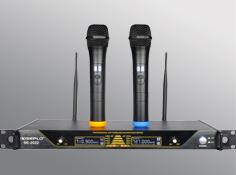 UHF专业无线麦克风