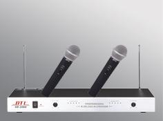 VHF专业无线麦克风系列