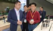 恩平市副市长郑成博到麦克风展销会参观指导